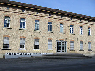 Fotomuseum Winterthur Art museum in Winterthur, Switzerland