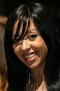 Fátima Lopes, international fashion designer.