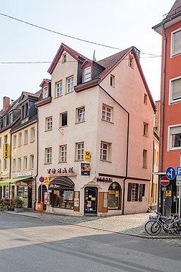 Färberstraße in Nürnberg