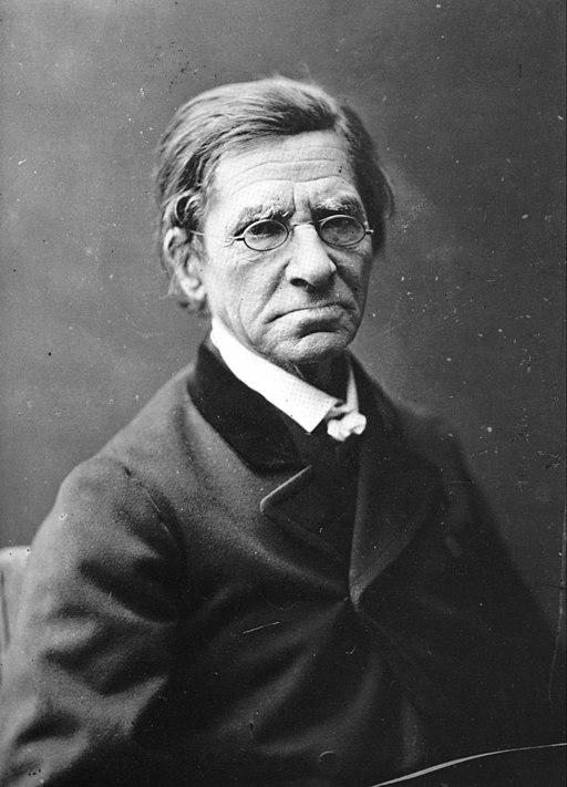 Félix Nadar 1820-1910 portraits Emile Littré