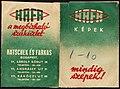 Fénykép boríték 1942, HAFA Hacsek és Farkas fotólaboratóriuma. Fortepan 81525.jpg