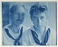 F.H. Day and Maynard White in sailor suits, portrait LCCN93512925.jpg