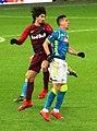 FC Salzburg versus SSC Napoli (UEFA Euroleague Achtelfinalrückspiel 14. März 2019) 43.jpg