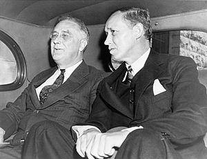 Works Progress Administration - FDR and Hopkins (September 1938)