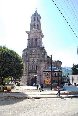 Angangueo - Inmaculada Concepción Church