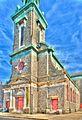Facade of St. Joseph's Polish Catholic Church, Camden.jpg