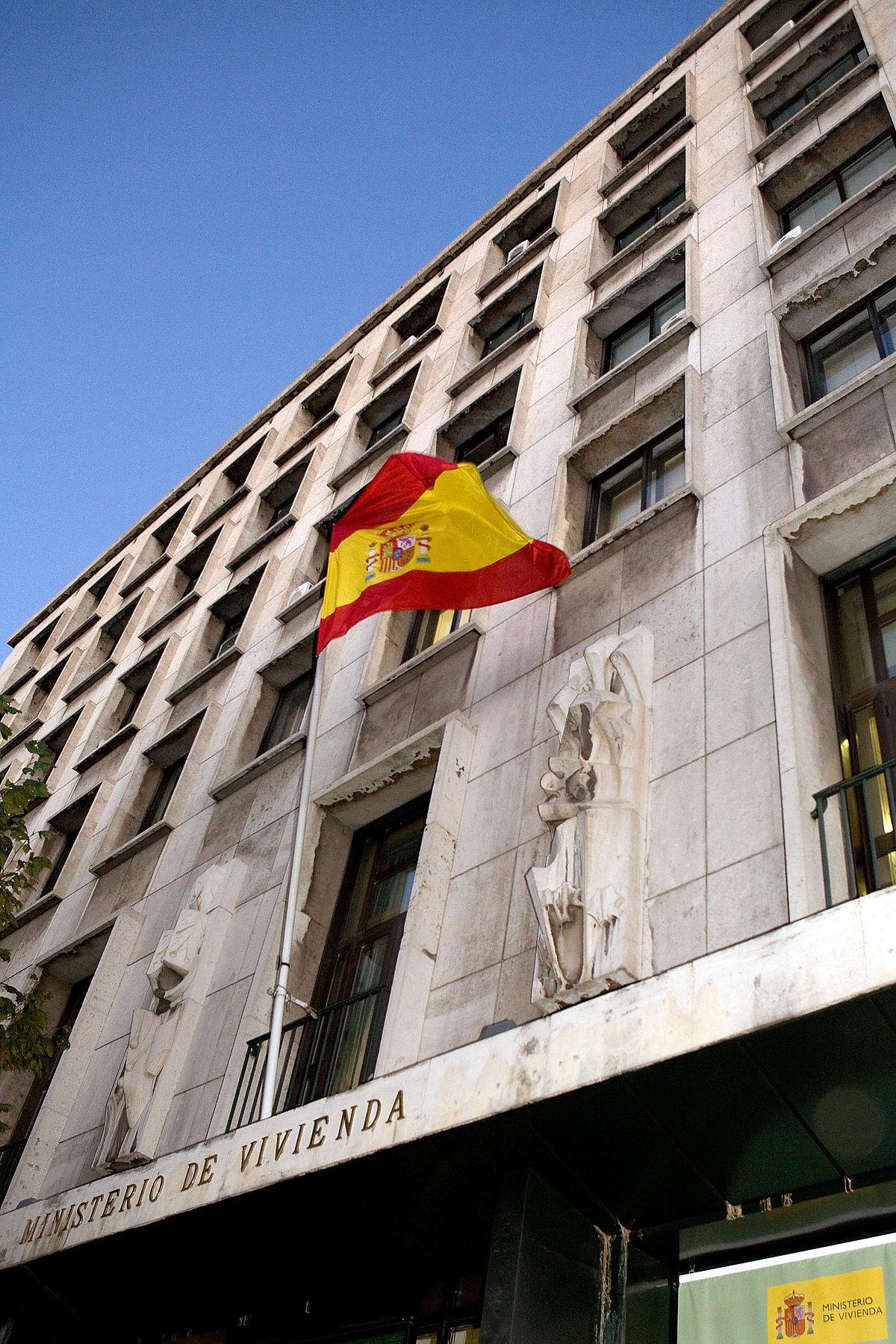 Ministerio De Vivienda 2004 2010 Wikipedia La