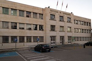 Facultad de Veterinaria (Universidad Complutense de Madrid).JPG