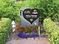 Fadime Sahindal's tombstone.jpg