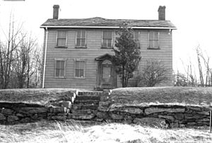 Ashley House (Fall River, Massachusetts) - Image: Fall River MA Ashley House
