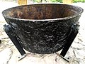 Famine Soup Pot 1845-48 memorial, Co Cork.jpg