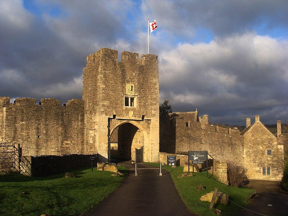 Farleigh Hungerford East Gate