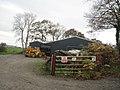 Farm at Cefn-llyfnog - geograph.org.uk - 1570227.jpg