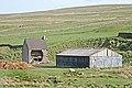 Farm buildings near Wolfcleugh - geograph.org.uk - 518039.jpg