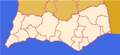 Faro district map Portugal.png