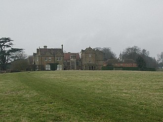 Richard Knightley (died 1639) - Fawsley Hall, Northamptonshire