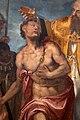 Felice brusasorzi, san silvestro battezza l'imperatore costantino, 1570-80 ca., da s. silevstro a vr. 02.jpg