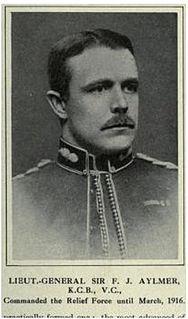 Recipient of the Victoria Cross