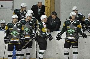 Ferencvárosi TC (ice hockey) - Ferencváros legend players in 2016