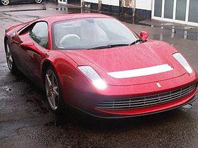 Ferrari 458 - Wikipedia