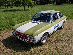 Fiat 124 Sport 1973 Gleisenau 2019 8110504.jpg