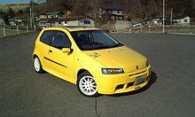 Wonderbaarlijk Fiat Punto - Wikipedia FT-24