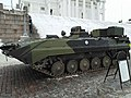 Finnish Army BMP-1 TJ artillery observation vehicle.jpg