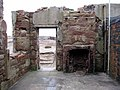 Fireplace in Hilbre lifeboat house - geograph.org.uk - 1394526.jpg