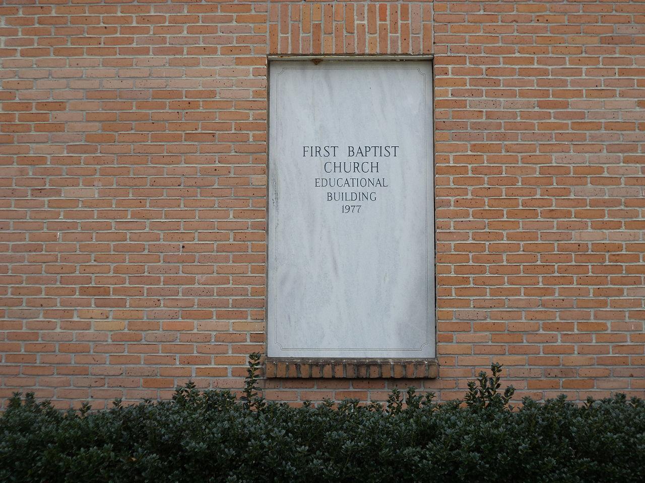 File first baptist church window cornerstone madison jpg for 1st window