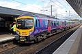 First TransPennine Express Class 185, 185108, Wigan North Western railway station (geograph 4499932).jpg