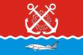 Flag of Polyakovskoe (Rostov oblast).png