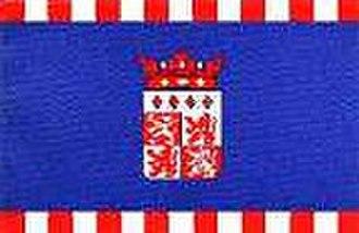 Heers, Netherlands - Image: Flag of Veldhoven
