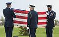 Flag raising ceremony, Never forgotten 140530-F-QP269-346.jpg