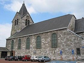L'église Saint-Victor