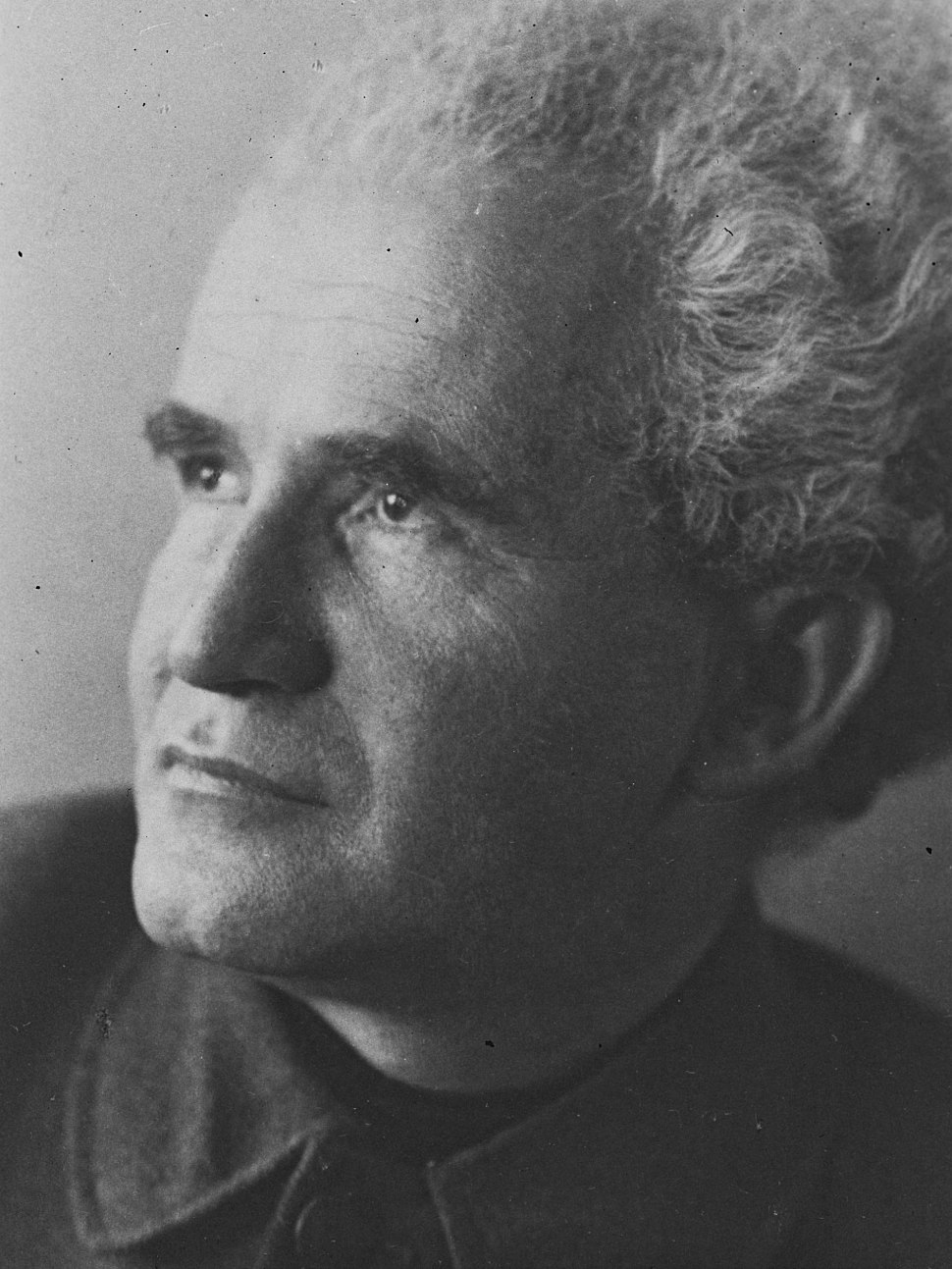 Flickr - Government Press Office (GPO) - Portrait of PM David Ben Gurion