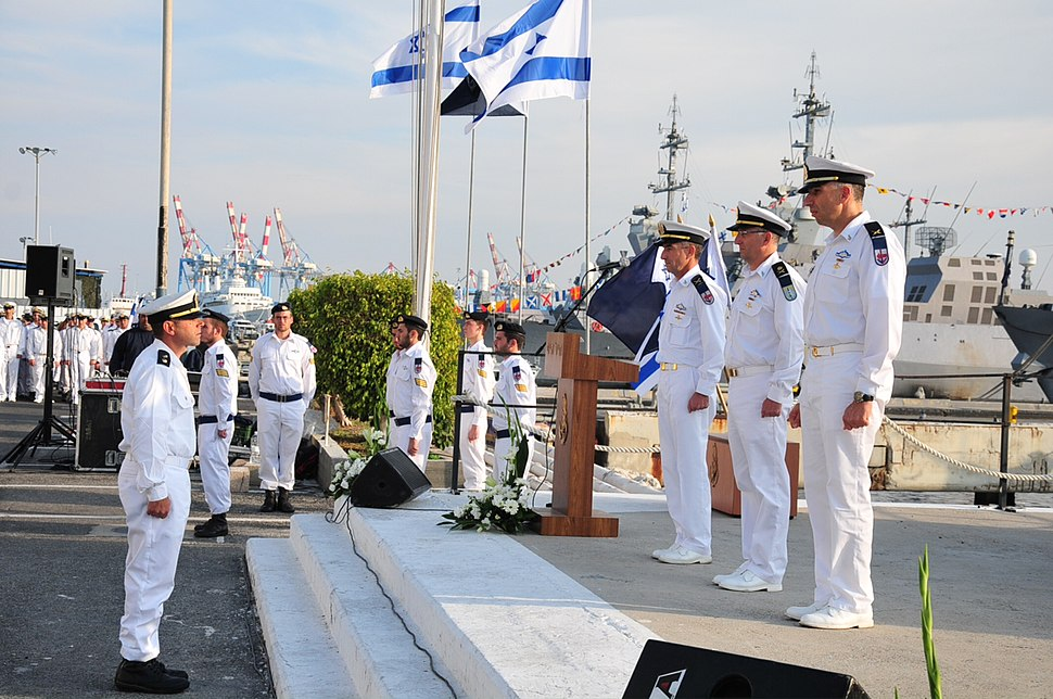 Flickr - Israel Defense Forces - Newly Appointed Commander of Haifa Naval Base (2)