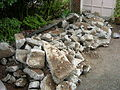 Flickr - brewbooks - Concrete Rubble for our garden project.jpg