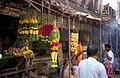 Flowers & bananas in Madurai (4787899357).jpg