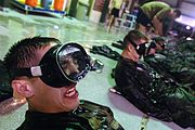 Flutters Kicks at Pararescue Indoctrination Training Center, Lackland AFB, 2006