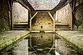 Fontaine de dévotion Saint-Aldric, Lavoir.jpg