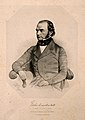 Forbes Benignus Winslow. Lithograph by T. H. Maguire. Wellcome V0006318.jpg
