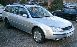 2001 Ford Mondeo MK III Turnier