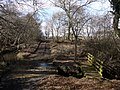 Ford and footbridge south of Longwitton Dene - geograph.org.uk - 1753172.jpg
