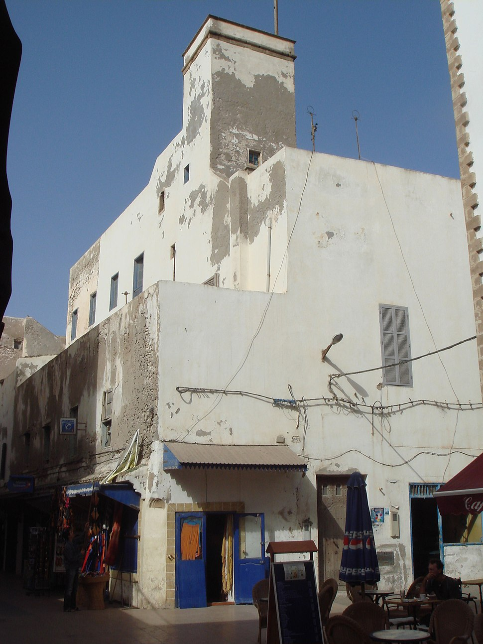 Former Essaouira English Consulate