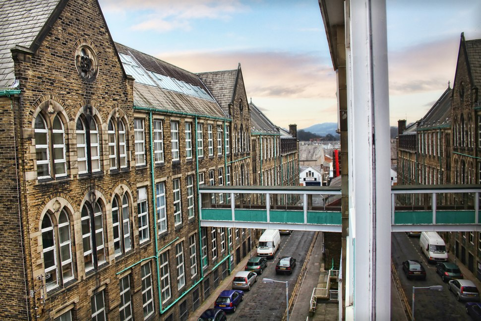 Former Mechanics' Institute, Keighley