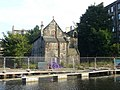 Former St. Kentigern's Church, Union Canal at Viewforth - geograph.org.uk - 1436132.jpg