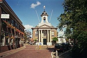 Westzaan - Former town hall of Westzaan