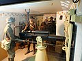 Fort de Fermont and its museum - Fort de Fermont and its museum - Cannon inside a kazemat pic.JPG