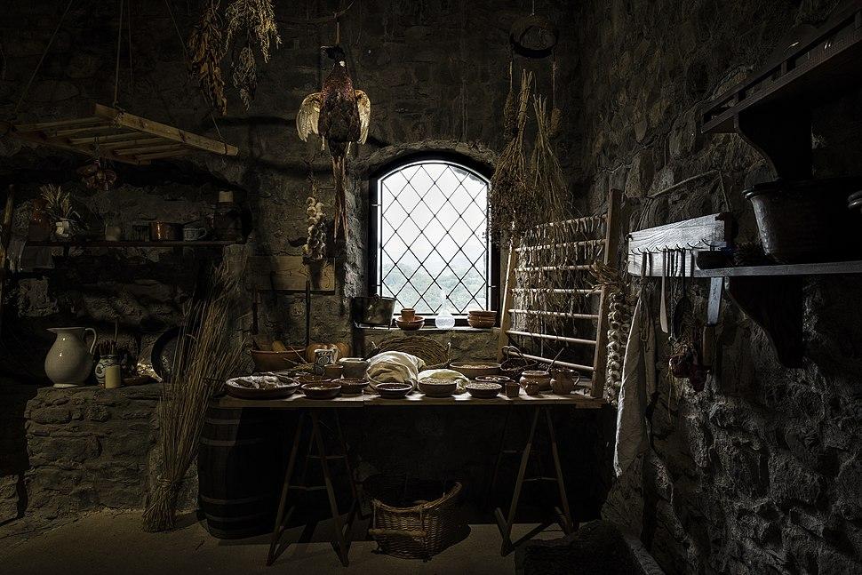 Fortezza Verrucole Archeopark interno