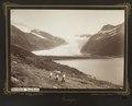 Fotografi av Svartisen. Nordland, Norge - Hallwylska museet - 105853.tif